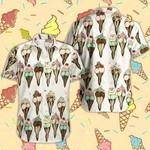 Ligerking™ Cream Body Shirt Short Sleeve HD03562