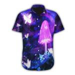 Ligerking™ Mushroom  Short Sleeve Shirt HD03568