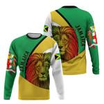 Ligerking™ Jamaica Lion T-Shirt HD01052