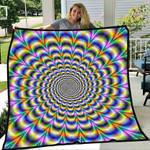 Ligerking™ 3D illusion Quilt HD03450