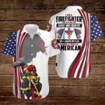 Ligerking™ FireFighter Polo T-Shirt Short Sleeve HD03638