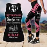 Ligerking™ September Girl Combo Outfit HD03692