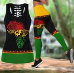Ligerking™ Black Woman Combo Outfit HD03702