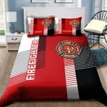 Ligerking™ FireFighter Bedding Set HD03591