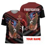 Ligerking™ FireFighter T-Shirt HD03642