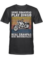 Ligerking™ Real Grandpas Ride Motorcycles HD03750