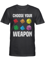 Ligerking™ Choose Your Weapon HD03752