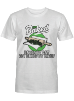 Ligerking™ Baker By Day Get Baked By Night Unisex Shirt HD03741