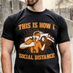 How I Social Distance - Mechanic Shirt