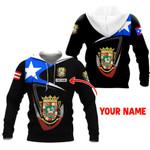 Ligerking™ Puerto Rico Hoodie 03414