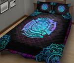 Ligerking™ FireFighter Quilt Bedding Set HD03827