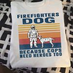 FireFighters Dog Heroes