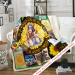 Ligerking™ SunFlower - Hippie Quilt 3D AOP 03859