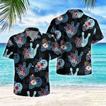 Ligerking™ BOWLING TROPICAL HAWAIIAN SHIRT HD03920