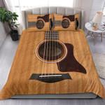 Ligerking™ Wood Guitar Bedding Set HD04006