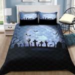 Ligerking™ Halloween Quilt bedding set HD03907