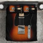 Ligerking™ Electric Guitar Bedding Set HD03987