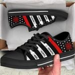 Ligerking™ FireFighter Low Top Shoes Black HD03884