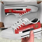 Ligerking™ FireFighter Low Top Shoes White HD03591