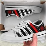 Ligerking™ FireFighter Low Top Shoes White HD03884