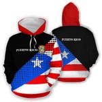 Ligerking™ Puerto Rico Hoodie 02171