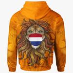 Netherlands Ligerking ™ over print hoodie HD02026