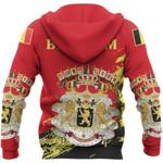 Belgium Ligerking ™ over print hoodie HD01939