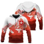 Ligerking™ Switzerland Hoodie Swiss Alps DQH0055