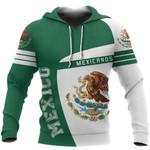 Mexico Sport Hoodie - Premium Style HD02432
