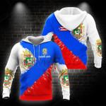 Ligerking™ Puerto Rico Hoodie 02174