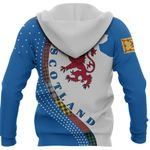 Ligerking™ Scotland over print hoodie HD02149