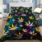 Ligerking™ 420 Weed Quilt bedding set HD01893