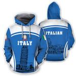Ligerking™ Italy Hoodie - Sport Style HD01964
