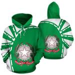 Ligerking™ Italy Hoodie Premium Style HD01962