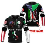 Ligerking™ Customize Italy All Over Print Hoodies HD02155