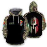 Customize Italy Camo All Over Print Hoodies HD02124