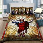 Ligerking™ Jesus Quilt bedding set HD02157