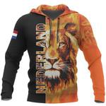 Netherlands Ligerking ™ over print hoodie HD01920