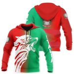 Ligerking™ The Italy Wolf All Over Print Hoodies HD02141