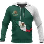 Mexico Map Special Hoodie HD02443