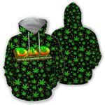 Ligerking™ 420 Hoodie Stoner Dad 3D all over print HD02359
