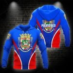 Ligerking™ Puerto Rico Hoodie 02169