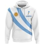 Ligerking™ Argentina Special Flag Hoodie HD01820