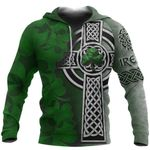 Ireland Patrick's Day 3D All Over Printed Shirts HD01886