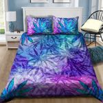 Ligerking™ 420 Leafs Quilt bedding set HD02162