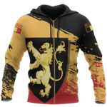 Belgium Ligerking ™ hoodie HD01923