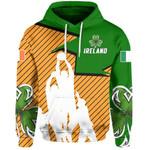 Ireland Hoodie Gaelic Football HD01861