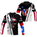 Ligerking™ Puerto Rico Hoodie 02181