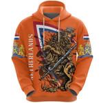 Netherlands Ligerking ™ over print hoodie HD02012