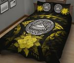 Ligerking™ Samoa Quilt bedding set HD02411